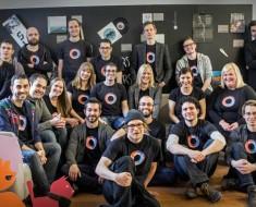 Equipo Holvi, startup comprada por BBVA