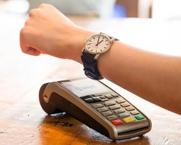 bPay loop convierte cualquier reloj o pulsera en un dispositivo de pagos contactless