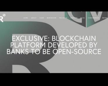 Corda, la plataforma blockchain de los bancos y R3 será de código abierto