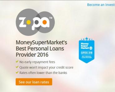 La fintech británica de préstamos P2P Zopa lanzará un banco digital