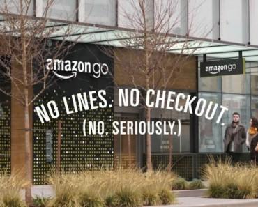 Amazon Go - Nueva forma de comprar en tiendas sin hacer colas