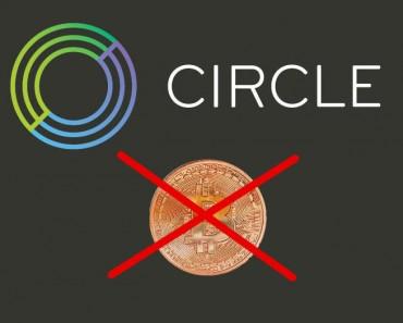 Circle abandona la compraventa de bitcoins en un giro inesperado de negocio