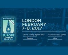 Finovate Europe 2017: Gran evento Fintech en Londres en febrero