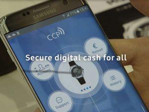 Sistema de pagos con wereables sin cuenta bancacaria