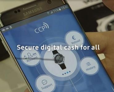 CCP, el revolucionario sistema de pagos con wearables de Samsung que no requiere cuenta bancaria