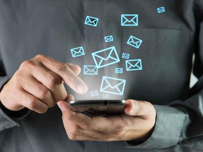 Envío de mensajes SMS