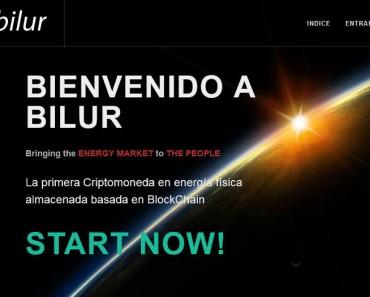 Bilur, una nueva criptomoneda ¿sin volatilidad?