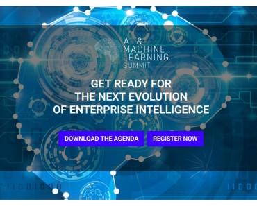 AI & Machine Learning Summit 2017