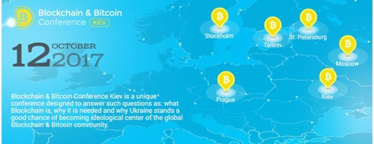 Blockchain _ Bitcoin Conference Kiev