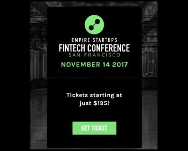 Empire Startups Fintech Conference