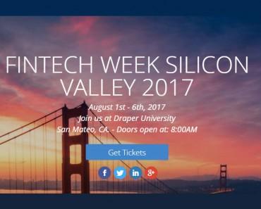 Silicon Valley Fintech Week 2017