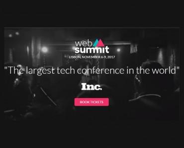 TalkRobot at Web Summit